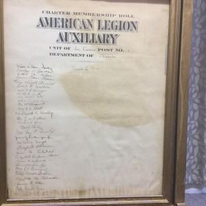 Our Original Charter Members