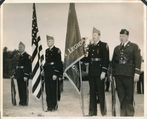 Color Guard 1942