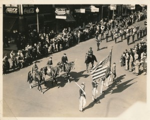 1937 Armistice Parade # 2