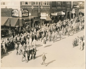 1937 Armistice Day Parade # 5