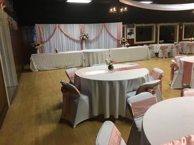 Wedding Reception American Legion Post One